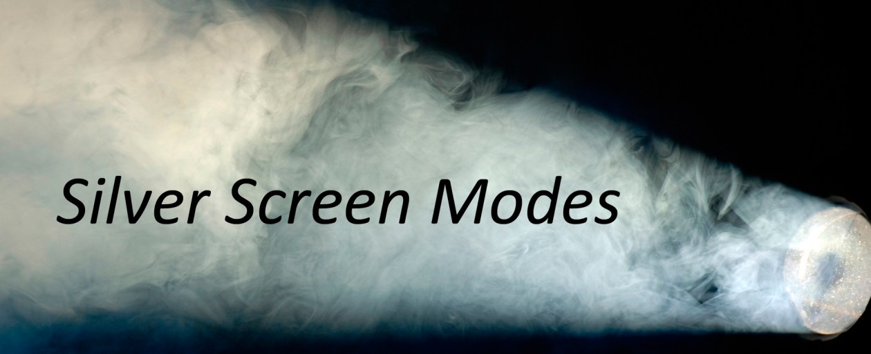 Silver Screen Modes by Christian Esquevin