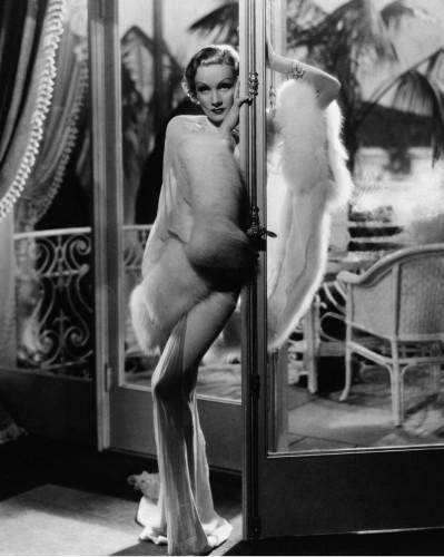 "Marlene in ""Desire,"" 1936"