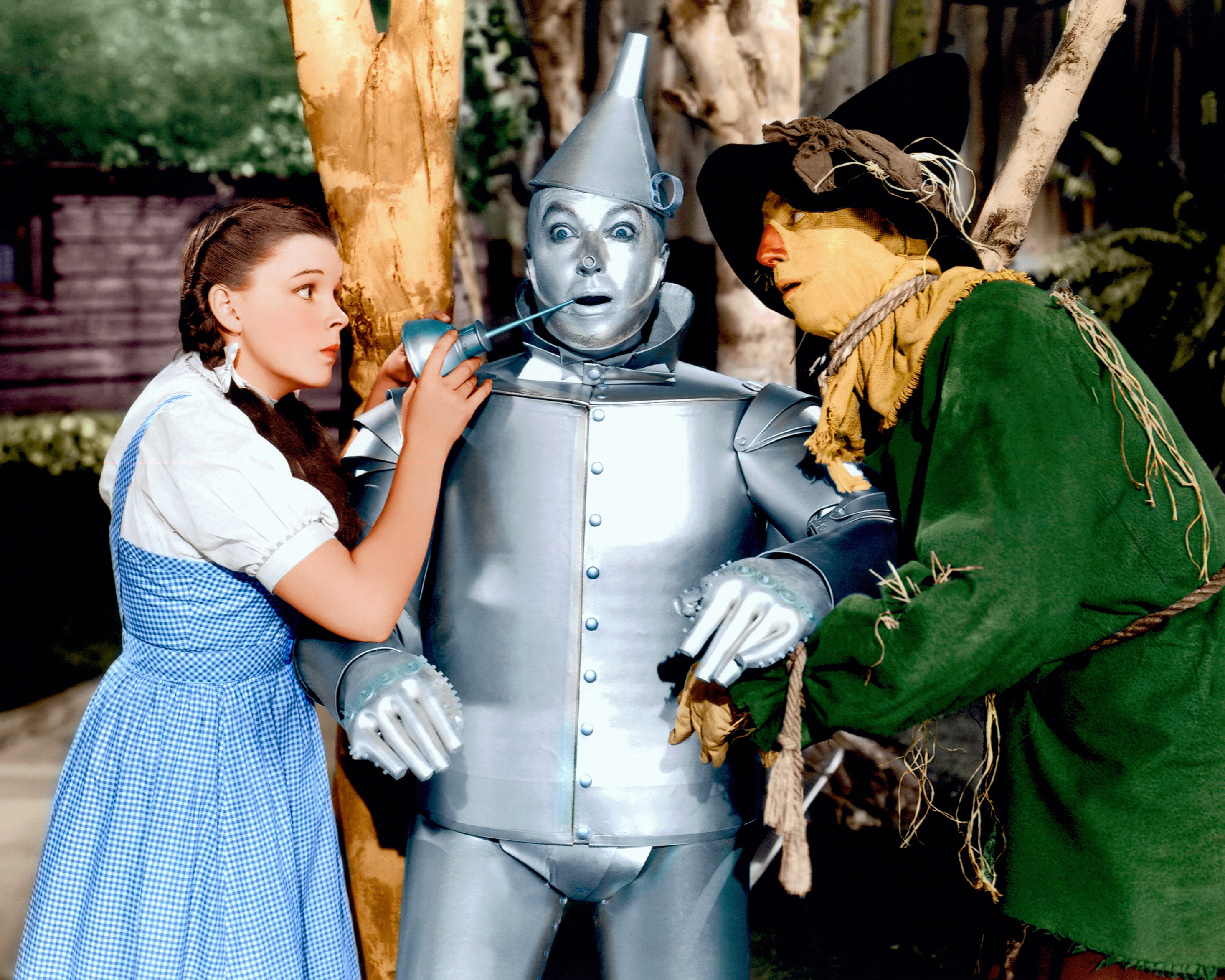 COSTUMES FROM THE WIZARD OF OZ: A ROAD OF RUBIES AND GOLD – Silver ...