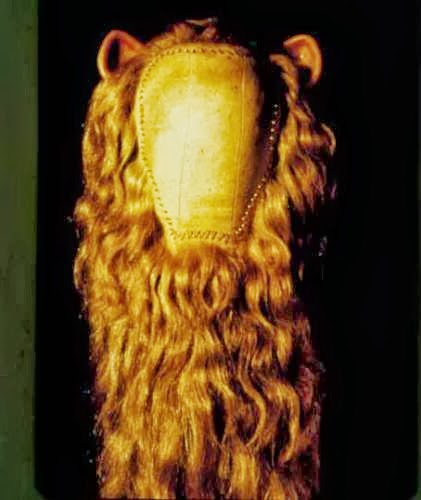 Wizard of Oz AMPAS Lion wig
