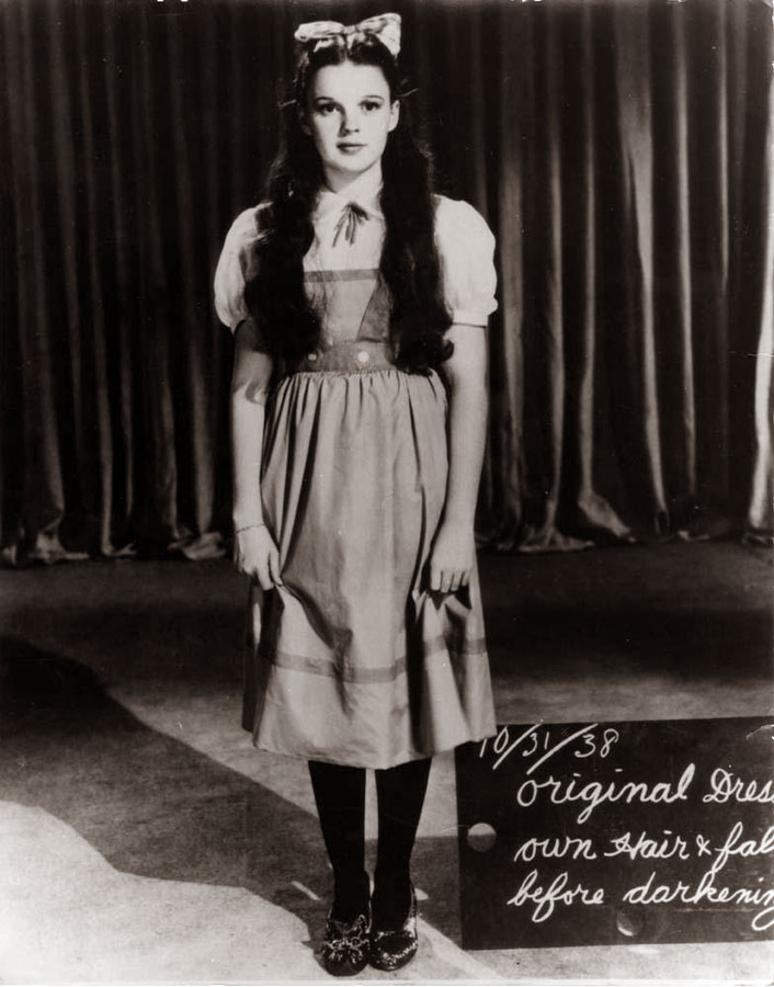Judy Garland Archives Silver Screen Modes By Christian