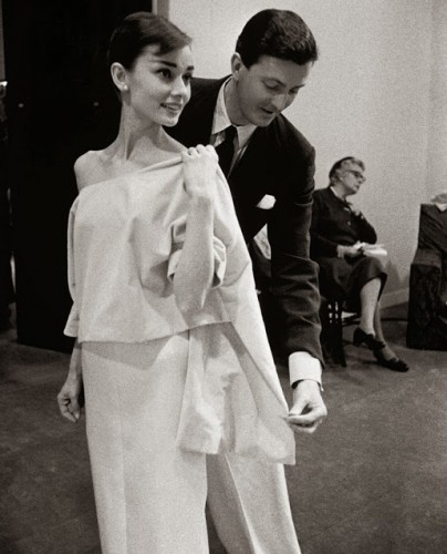 Audrey & Givenchy