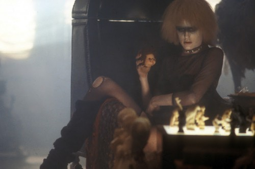 Blade Runner (1982) Directed by Ridley Scott Shown: Daryl Hannah (as Pris)