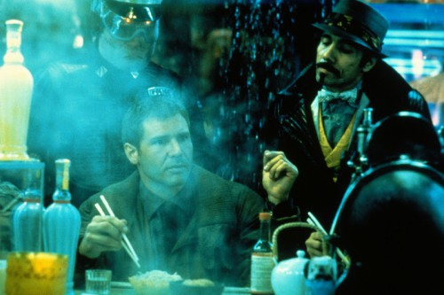 Blade Runner Harrison Ford - James Olmos