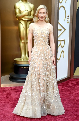 Most Glamorous cate-blanchett Robyn Beck