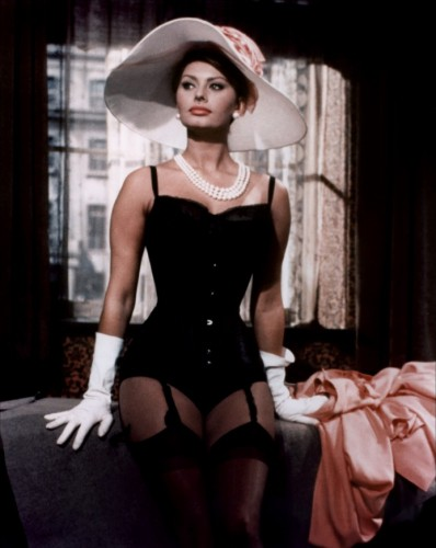Sophia Loren in Yesterday, Today and Tomorrow