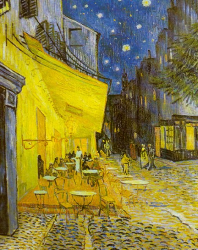 An American in Paris van gogh