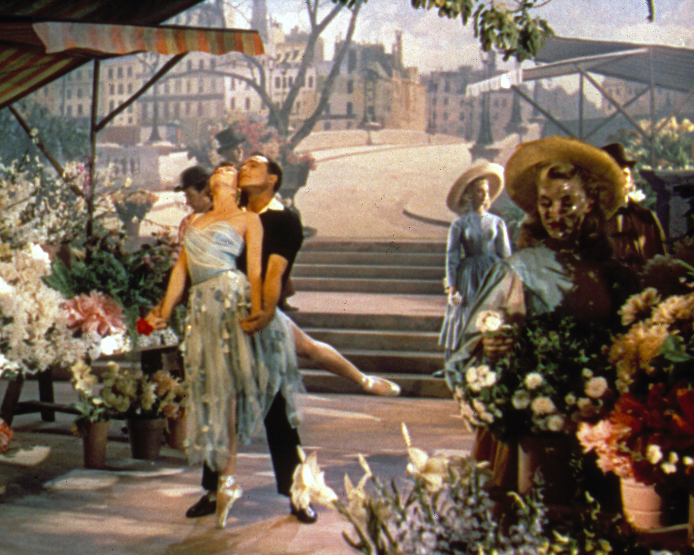 An american in paris art on film silver screen modes by for Auguste renoir paris