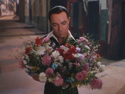 Gene-Kelly-in-An-American-in-Paris-gene-kelly-flowers
