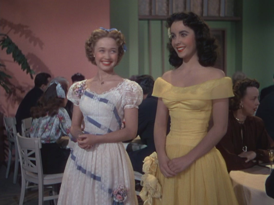 ELIZABETH TAYLOR & DESIGNER HELEN ROSE – Silver Screen Modes by ...