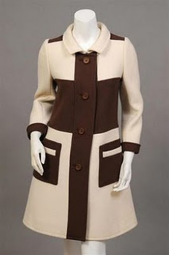 60s Courreges Coat