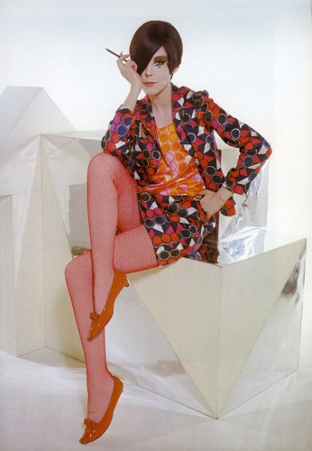 Sixties Peggy Moffitt William Caxton