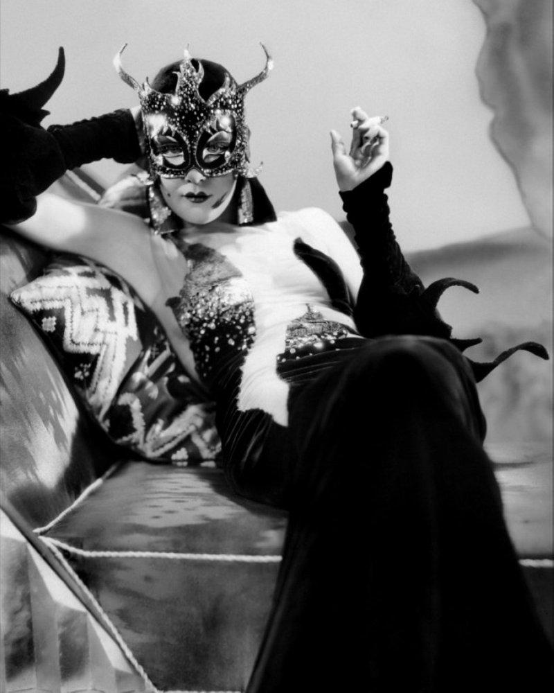 Costume wild Mme Satan 2