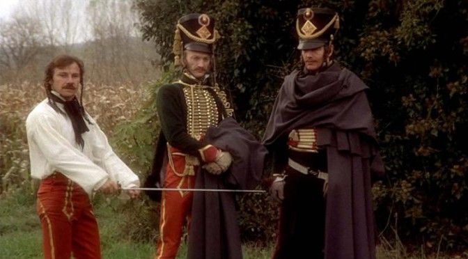 THE DUELLISTS: RIDLEY SCOTT'S NAPOLEONIC THRILLER