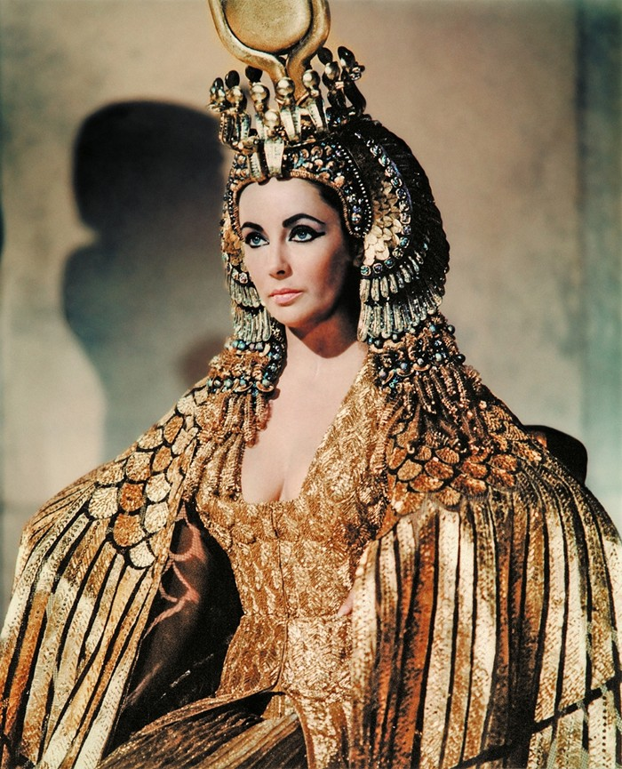 costume wild  Cleopatra Liz