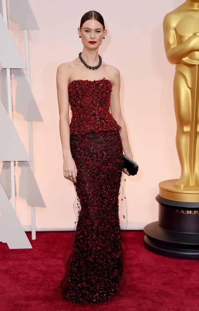Oscars Behati Prinslo