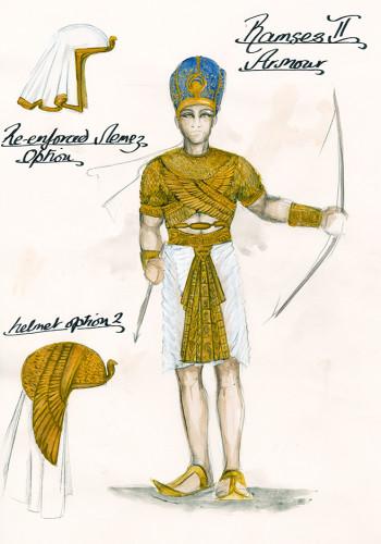 Exodus 4 - Ramses