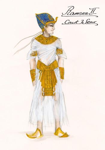 Exodus 5 Ramses 2