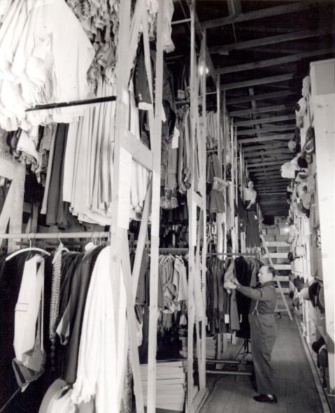 MGM Wardrobe racks