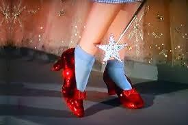 Oz  Dorothy & slippers