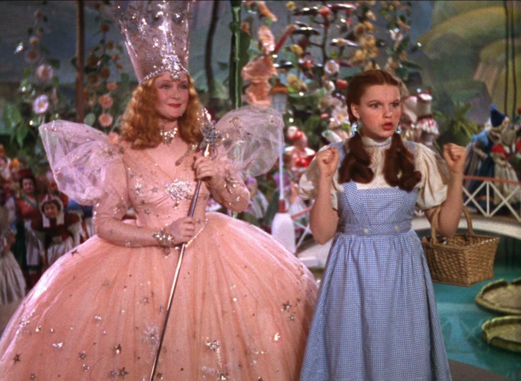 Oz Glinda & Dorothy