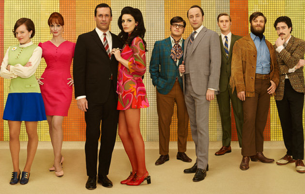 Mad Men fashion group