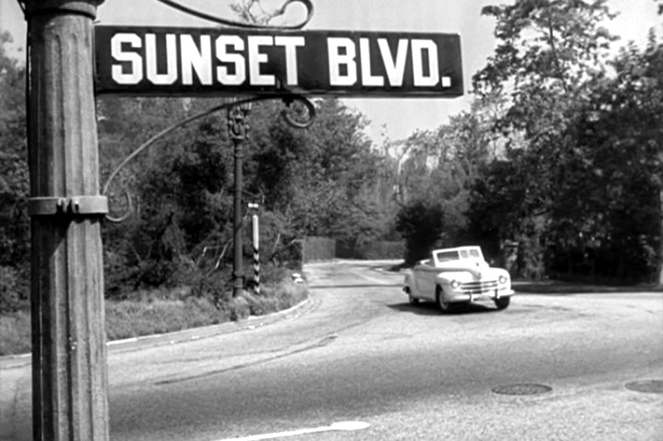 Sunset Blvd escape
