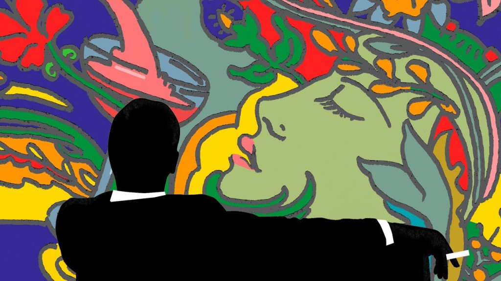 mad men Milton Glaser