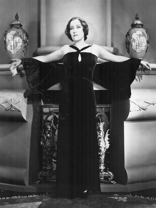 Fashion in Movies Gloria Swanson
