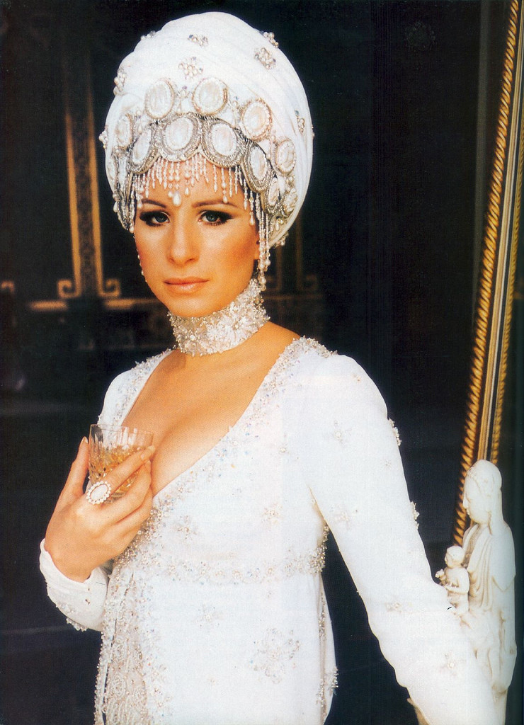 Favorite costume Barbara Streisand