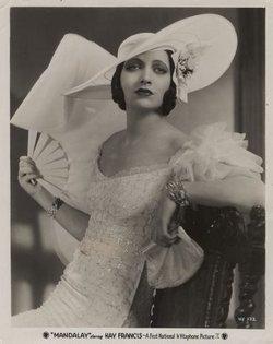 Favorite costumes Kay Francis
