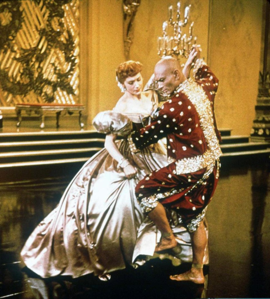 Favorite costumes king & I
