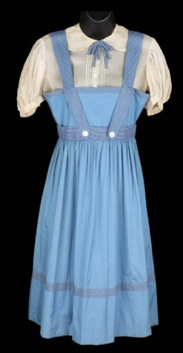Most expensinve Debbie-Reynolds- Dorothy test dress