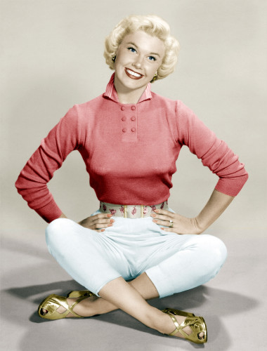 Mandatory Credit: Photo by Everett/REX_Shutterstock (1897985a) Doris Day, circa 1945 Doris Day, circa 1945