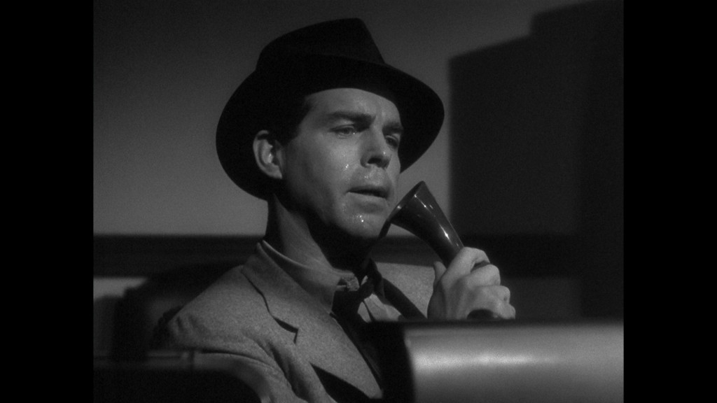 Double Indemnity confession