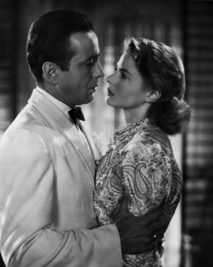 "Humphrey Bogart and Ingrid Bergman starred in ""Casablanca,"" the Oscar®-winning film of 1943. Bogart was nominated for an Academy Award® in the Lead Actor category for his portrayal of Café Americain owner Rick Blaine. In total, ""Casablanca"" received eight Oscar nominations and won three, including Best Picture. Restored by Nick & jane for Dr. Macro's High Quality Movie Scans Website: http:www.doctormacro.com. Enjoy!"