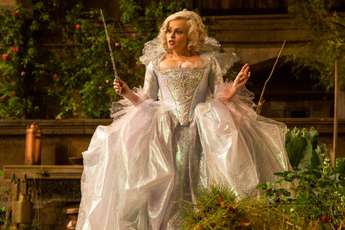 Oscar Fairy Godmother Helena Bonham Carter