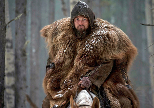 Oscar the revenant