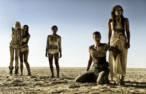 Oscars Mad Max Fury Road_Brides