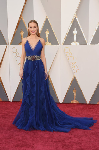 Oscar Most Glamorous 3 Brie-Larson