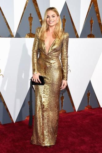 Oscar Most Glamorous margot-robbie-