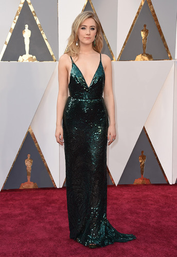 Oscar Most Glamorous red-carpet-saoirse-ronan