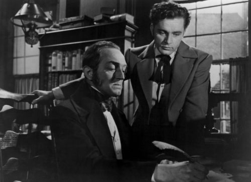 MY COUSIN RACHEL, Richard Burton, (right), 1952, TM and Copyright © 20th Century Fox Film Corp. All rights reserved,