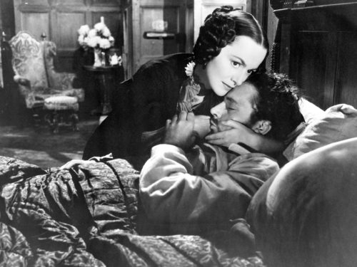 My Cousin Rachel (1952) directed by Henry Koster shown: Olivia de Havilland, Richard Burton