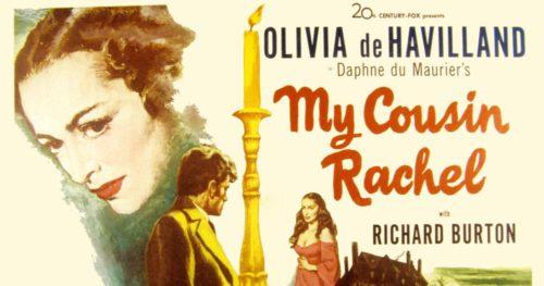 MY COUSIN RACHEL, Olivia de Havilland, Richard Burton, Audrey Dalton, 1952, TM and copyright ©20th Century Fox Film Corp. All rights reserved