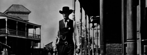 analysis western films shane and high noon Alan ladd's mysterious title character in shane the two men decided to call the film high noon the critics' corner on high noon a basic western formula.