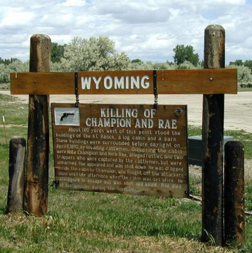 Johnson County kaycee-champion