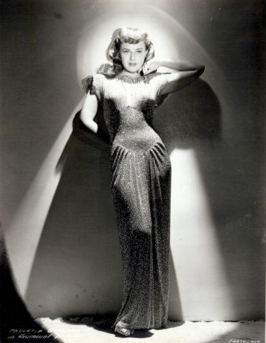 Irene Paulette Goddard 1