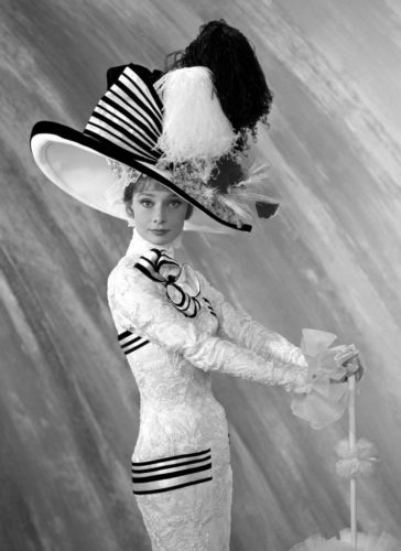 My Fair Lady (1964) Directed by George Cukor Shown: Audrey Hepburn (as Eliza Doolittle)