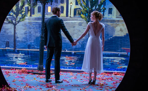 La La Land (2016) Ryan Gosling and Emma Stone